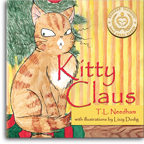 Kitty Claus cover